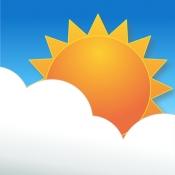 iPhone、iPadアプリ「お天気モニタ - 天気予報・気象情報をまとめてお届け」のアイコン