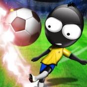 iPhone、iPadアプリ「Stickman Soccer 2014」のアイコン