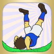 iPhone、iPadアプリ「スカイラブサッカー ハリケーン」のアイコン