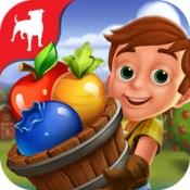 iPhone、iPadアプリ「FarmVille:農場収穫パズルゲーム」のアイコン