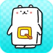 iPhone、iPadアプリ「Qちゃんのポテチげっと!」のアイコン