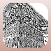 iPhone、iPadアプリ「写真で銅版画 - エッチング風写真加工アプリ」のアイコン