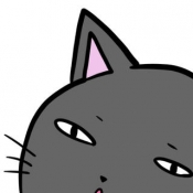 iPhone、iPadアプリ「猫が来た!」のアイコン
