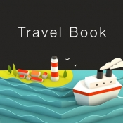 iPhone、iPadアプリ「AirPano Travel Book」のアイコン