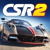 iPhone、iPadアプリ「CSR Racing2-カスタマイズ車で挑むオンラインレース」のアイコン