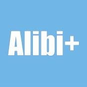 iPhone、iPadアプリ「アリバイ+」のアイコン