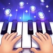 iPhone、iPadアプリ「ピアノ - ぴあの 鍵盤 リアル 曲 げーむ - Piano」のアイコン