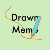iPhone、iPadアプリ「Drawn Memo」のアイコン