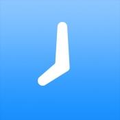 iPhone、iPadアプリ「Hours - 時間追跡」のアイコン