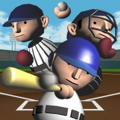 iPhone、iPadアプリ「十球ナイン 高校野球ゲーム」のアイコン