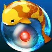 iPhone、iPadアプリ「Zen Koi - 禅の鯉」のアイコン