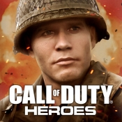 iPhone、iPadアプリ「Call of Duty®: Heroes」のアイコン