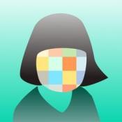 iPhone、iPadアプリ「FaceDrop」のアイコン