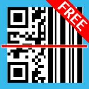 iPhone、iPadアプリ「無料QRこーど りーだー:QRコード&バーコード リーダー読み取りあぷり for iphone」のアイコン