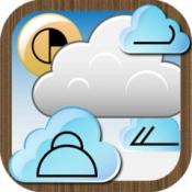 iPhone、iPadアプリ「気象予報士試験対策 ~雲記号~」のアイコン