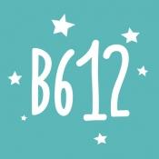 iPhone、iPadアプリ「B612 - 日常をもっとおしゃれにするカメラ」のアイコン