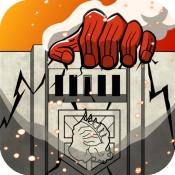 iPhone、iPadアプリ「進撃のウォールディフェンス」のアイコン