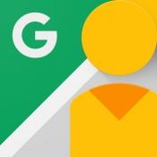 iPhone、iPadアプリ「Google ストリートビュー」のアイコン