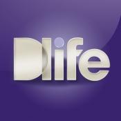 iPhone、iPadアプリ「Dlife(ディーライフ)」のアイコン