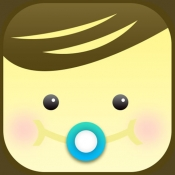 iPhone、iPadアプリ「baboo」のアイコン
