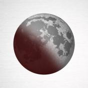 iPhone、iPadアプリ「Moon Book」のアイコン
