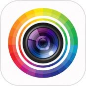 iPhone、iPadアプリ「写真加工 & 画像編集アプリ-PhotoDirector」のアイコン