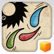 iPhone、iPadアプリ「Nimble Squiggles」のアイコン