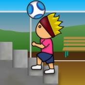 iPhone、iPadアプリ「そのボール落とすべからず」のアイコン
