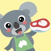 iPhone、iPadアプリ「バービーメイト」のアイコン
