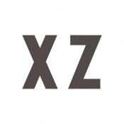 iPhone、iPadアプリ「XZ(クローゼット)」のアイコン