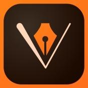 iPhone、iPadアプリ「Adobe Illustrator Draw」のアイコン
