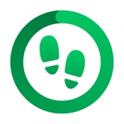 iPhone、iPadアプリ「歩数計 ALKOO(あるこう) by NAVITIME」のアイコン
