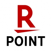 iPhone、iPadアプリ「楽天ポイントカード(RakutenPointCard)」のアイコン