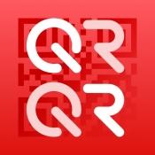 iPhone、iPadアプリ「クルクル - QRコードリーダー」のアイコン