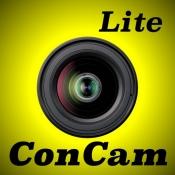 iPhone、iPadアプリ「連続動画撮影 : ConCam Lite」のアイコン