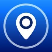 iPhone、iPadアプリ「シドニーオフライン地図+シティガイドナビゲーター、アトラクションとトランスポート」のアイコン