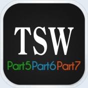 iPhone、iPadアプリ「ToeicStopWatch:ストップウォッチ/タイマー for TOEIC」のアイコン