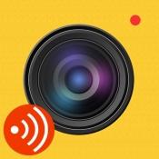 iPhone、iPadアプリ「消音カメラ」のアイコン