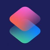 iPhone、iPadアプリ「ショートカット」のアイコン