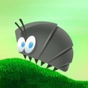 iPhone、iPadアプリ「だんごむしコロコロ - ダンゴムシをつかまえて迷路で遊ぼう!」のアイコン