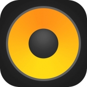 iPhone、iPadアプリ「VOX – MP3 & FLAC Music Player」のアイコン