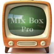 """iPhone、iPadアプリ「癒しの映像と音楽・自然音をミックス""""MixBox Pro""""リラックス&ヒーリング」のアイコン"""