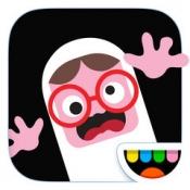 iPhone、iPadアプリ「トッカ・ブー(Toca Boo)」のアイコン