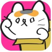 iPhone、iPadアプリ「はこにゃん - かわいい子猫で冒険の旅にでよう」のアイコン