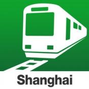 iPhone、iPadアプリ「上海乗換案内 圏外で使える無料の乗換案内 by NAVITIME」のアイコン
