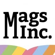 iPhone、iPadアプリ「Mags Inc.-おしゃれな雑誌風フォトブックを簡単作成」のアイコン