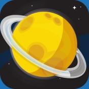 iPhone、iPadアプリ「Planet Quest」のアイコン