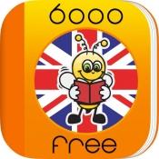 iPhone、iPadアプリ「6000単語 – 英語とボキャブラリーを無料で学習」のアイコン