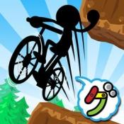 iPhone、iPadアプリ「チャリ跳び 2」のアイコン