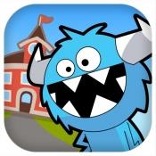 iPhone、iPadアプリ「codeSparkアカデミー: キッズコード」のアイコン